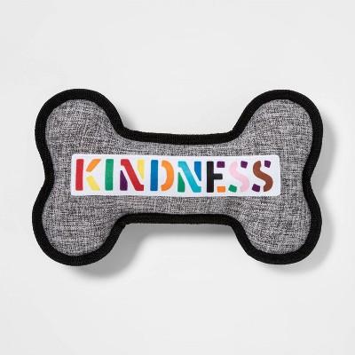 Pride Kindness Plush Bone Dog Toy - Boots & Barkley™