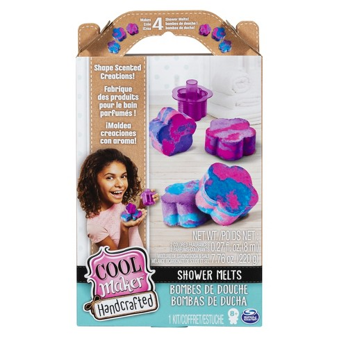 Cool Maker Handcrafted Shower Melts Activity Kit Makes 4 Scented Creations - image 1 of 4