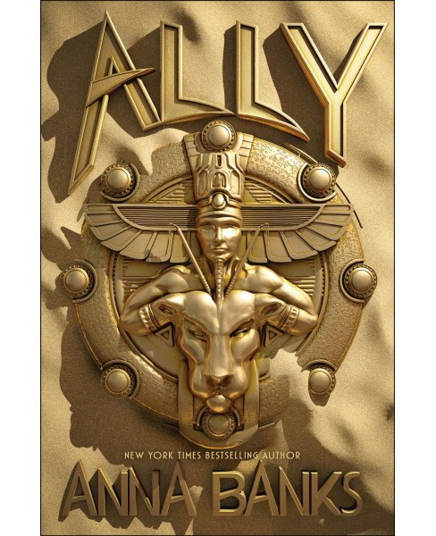 Ally -  Reprint (Nemesis) by Anna Banks (Paperback) - image 1 of 1