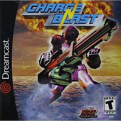 Charge & Blast - Sega Dreamcast