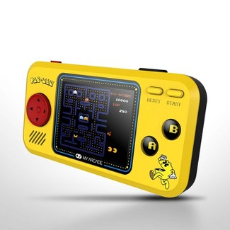 dreamGEAR Portable Gaming System - Pac-Man