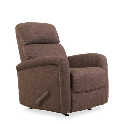 Rocker Recliner Chair Chocolate Brown - Prolounger