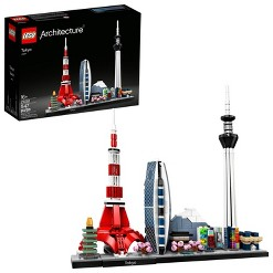 LEGO Architecture Skylines: Tokyo 21051 Collectible Architecture Building Set