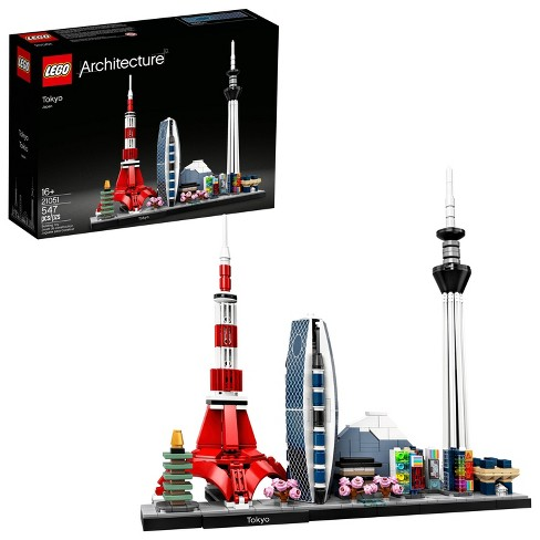 LEGO Architecture Skylines: Tokyo Collectible Architecture Building Set 21051 - image 1 of 4
