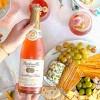 Martinelli's Sparkling Blush 100% Juice - 25.4 fl oz Bottle - image 3 of 4