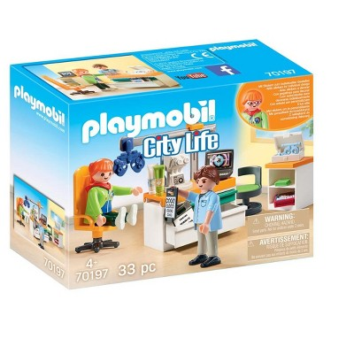 Playmobil Ophthalmologist