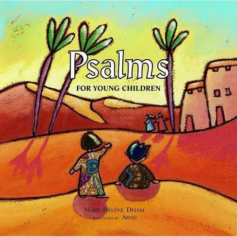 Psalms for Young Children - by  Marie-Helene Delval (Hardcover) - image 1 of 1