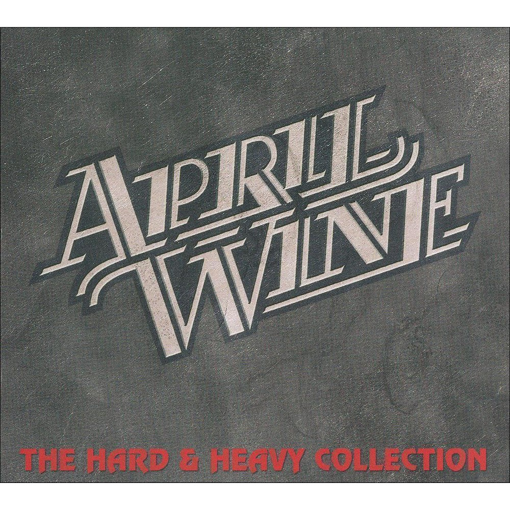 April Wine - Hard & Heavy Collection (CD)