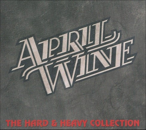 April wine - Hard & heavy collection (CD) - image 1 of 1