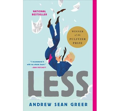 Less -  Reprint by Andrew Sean Greer (Paperback) - image 1 of 1