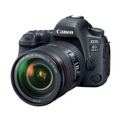 Canon EOS 6D Mark II DSLR with EF 24-105mm f/4L IS II USM Lens