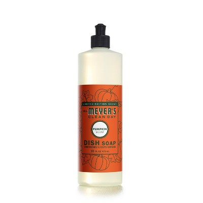 Mrs. Meyer's Pumpkin Scented Dish Soap - 16 fl oz