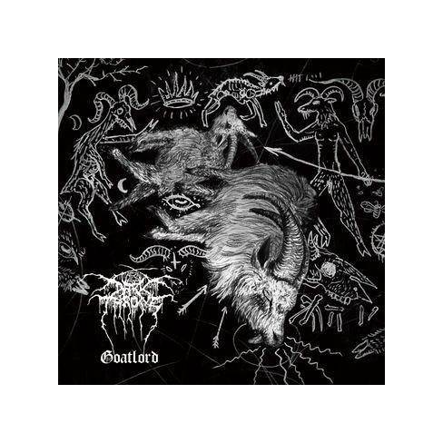 Darkthrone - Goatlord (CD) - image 1 of 1
