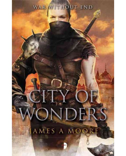 City of Wonders (Paperback) (James A. Moore) - image 1 of 1