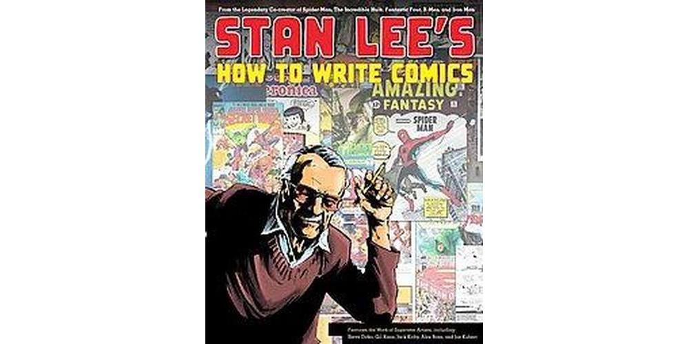 Marvel Stan Lee's How to Write Comics (Paperback)