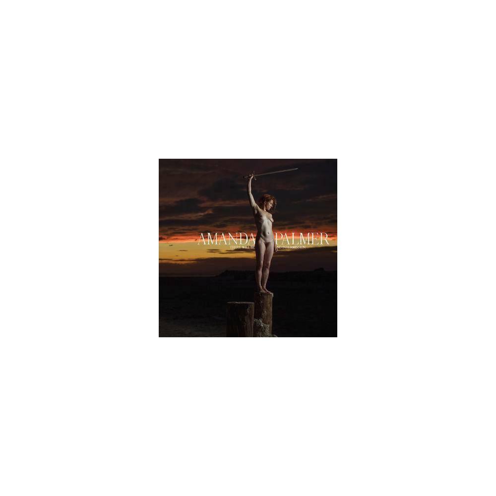 Amanda Palmer - There Will Be No Intermission (EXPLICIT LYRICS) (Vinyl)