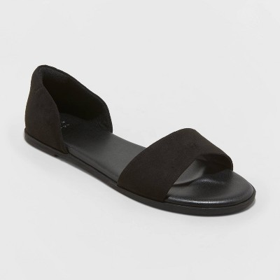 Women's Ann Two Piece Slide Sandals - A New Day™