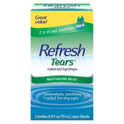 Eye Drops: Refresh Tears