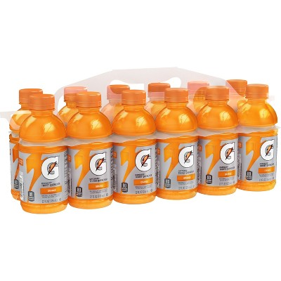 Gatorade Orange Sports Drink - 12pk/12 fl oz Bottles