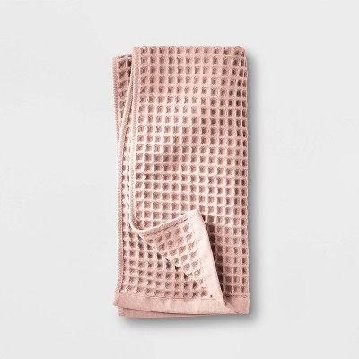 Waffle Hand Towel Light Blush - Casaluna™
