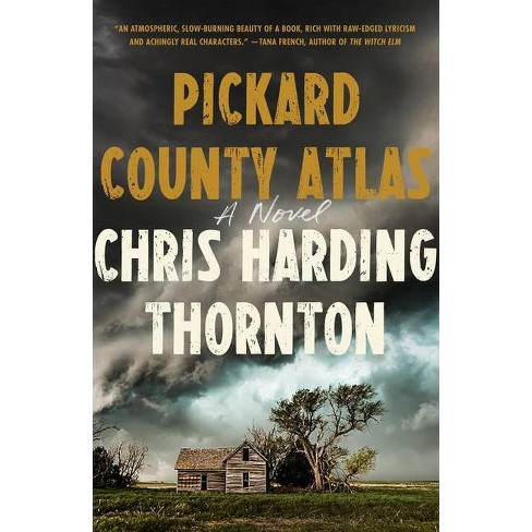 Pickard County Atlas - by  Chris Harding Thornton (Hardcover) - image 1 of 1