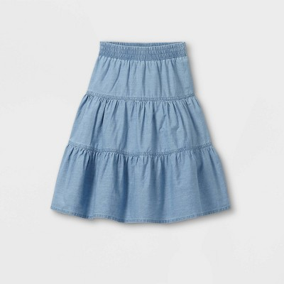 Girls' Midi Skirt - Cat & Jack™