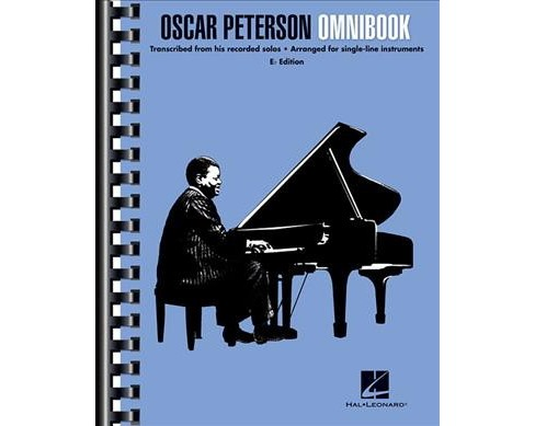 Oscar Peterson Omnibook : Transcribed from His Recorded Solos: Arranged for Single-Line Instruments:  - image 1 of 1