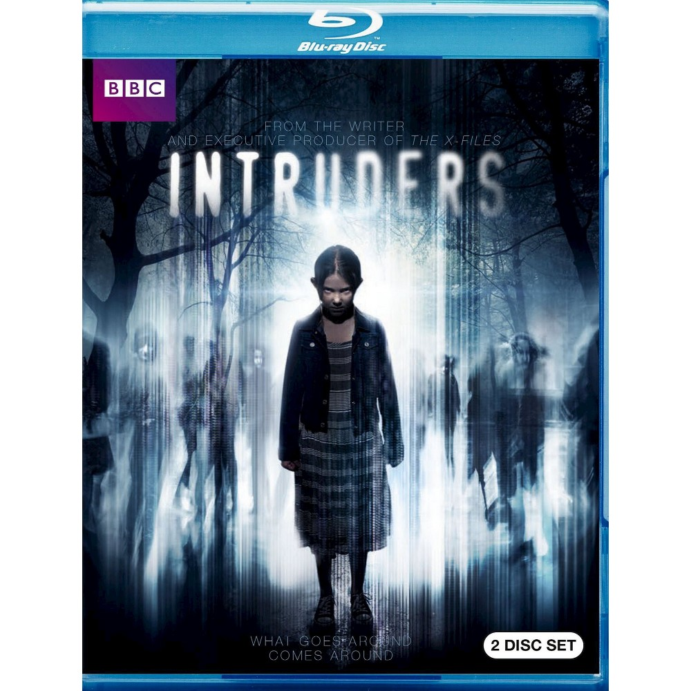 Intruders:Season One (Blu-ray)
