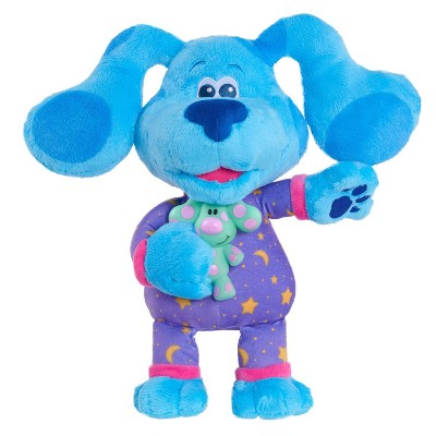 Blue's Clues & You! Bedtime Blue 13'' plush