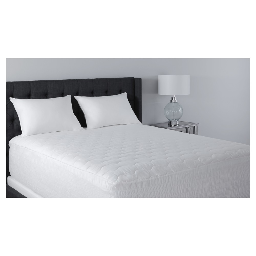 Ultimate Protection Mattress Pad Full - Beauty Rest, White