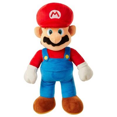 Nintendo - Jumbo Basic Plush Mario
