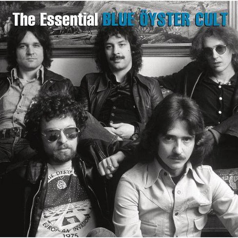 Blue ™yster Cult - Essential Blue Oyster Cult (CD) - image 1 of 1