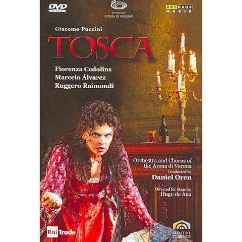 PUCCINI:TOSCA                             NLA! (DVD) - image 1 of 1