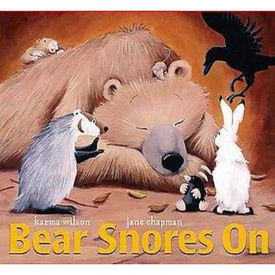 Bear Snores on ( Classic Board Books)by Karma Wilson