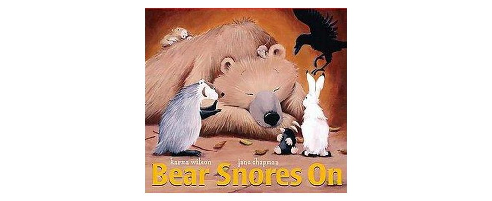 Simon & Schuster Bear Snores on ( Classic Board Books) by...