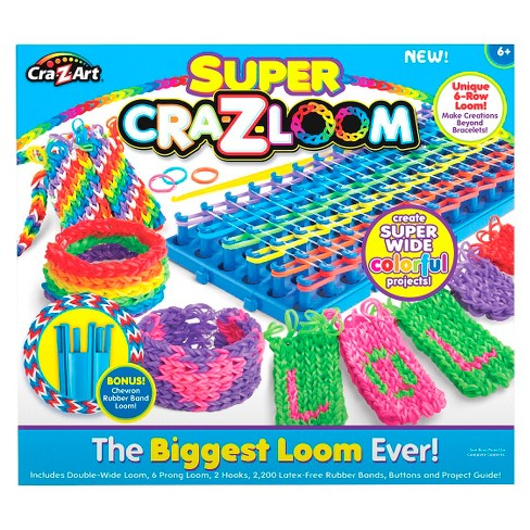 Cra-Z-Loom Super Loom - image 1 of 8