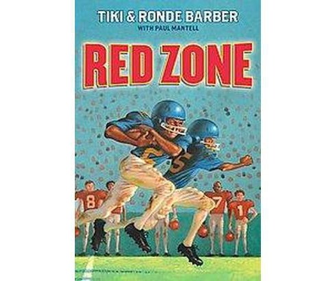 Red Zone (School And Library) (Tiki Barber) - image 1 of 1