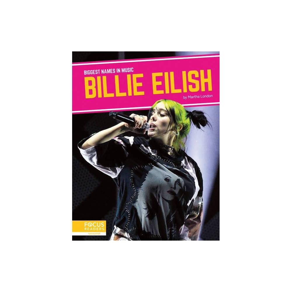 Billie Eilish By Martha London Paperback