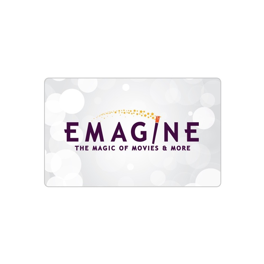 Emagine Theatres $50 (Email Delivery)