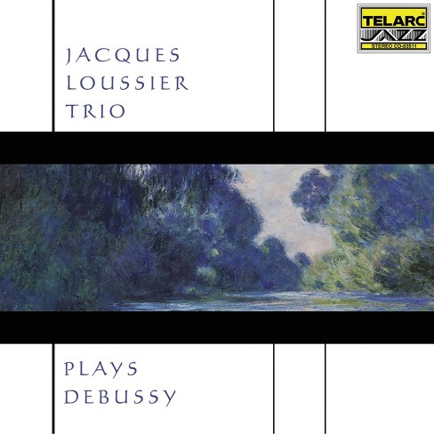 Jacques Loussier - Plays Debussy (CD) - image 1 of 1