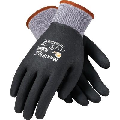 G-Tek Coated Work Gloves; MaxiFlex Ultimate 34-876/M