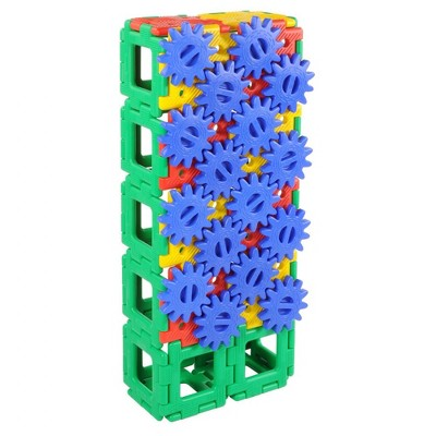 Polydron Giant Polydron Giant Gears - 58 Pieces