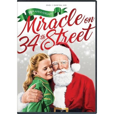 Miracle On 34th Street (70th Anniversary) (DVD)