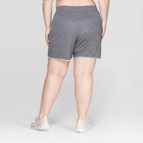 9413c3266e87 Women s Plus Size Mid-Rise Everyday Sport Shorts 5