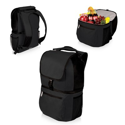 Picnic Time Zuma Insulated Backpack Cooler - Black