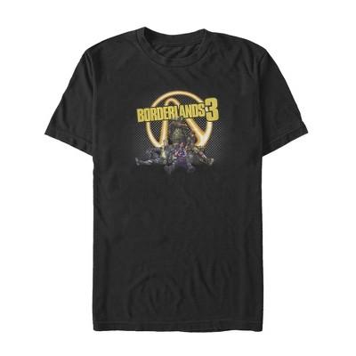 Men's Borderlands 3 Vault Hunter Family T-Shirt