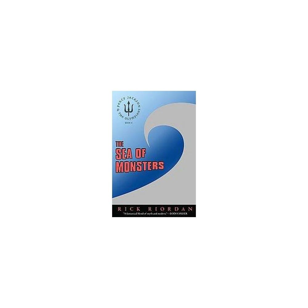 Sea of Monsters (Hardcover) (Rick Riordan)