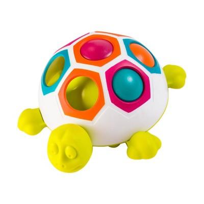 Fat Brain Pop N Slide Shelly Toy