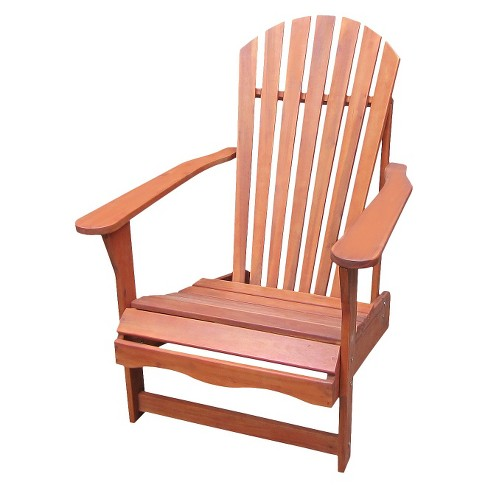 Outdoor Wood Adirondack Chair - image 1 of 1