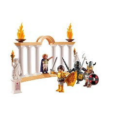 Playmobil Colosseum with Maximus